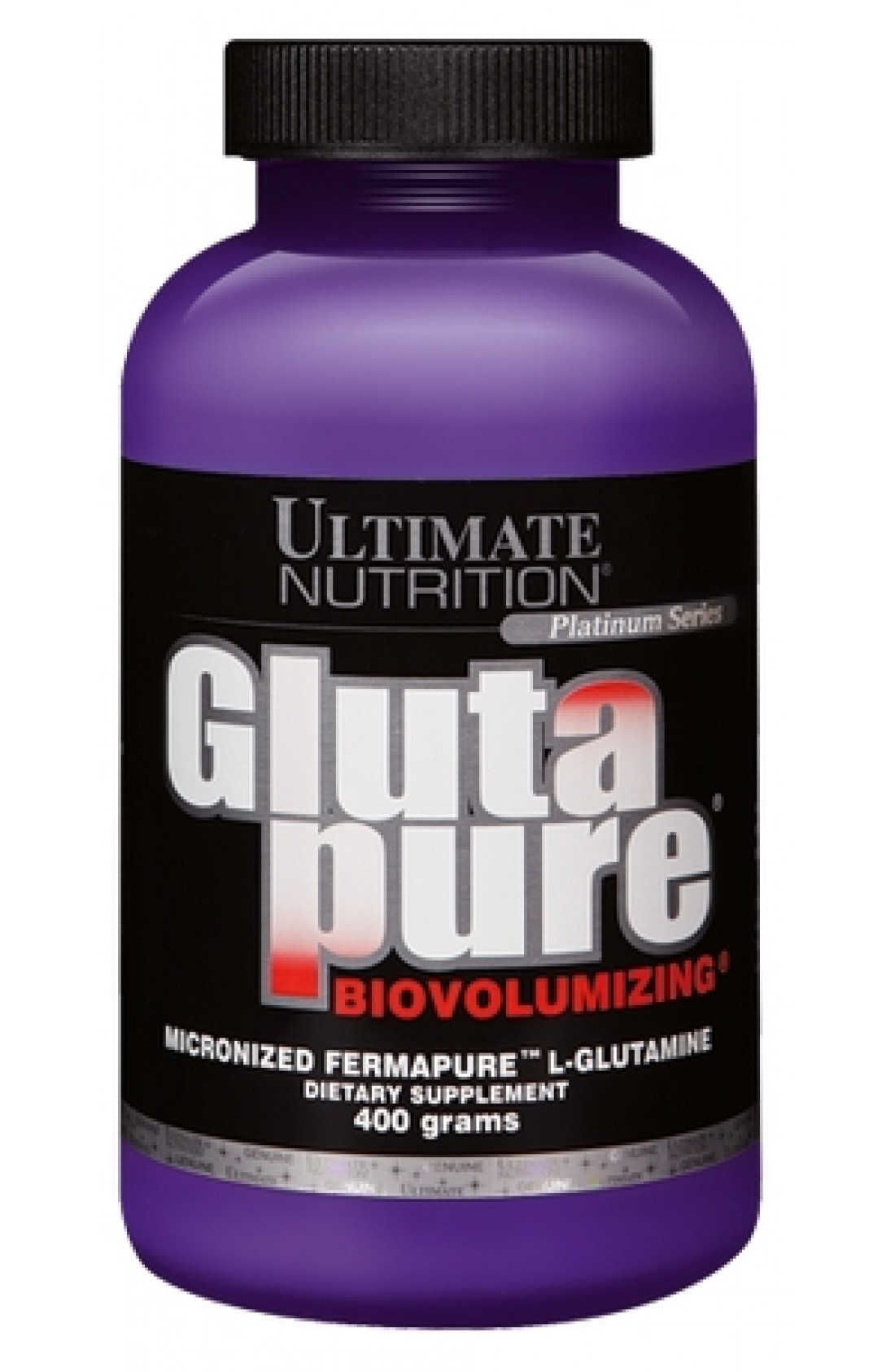 GLUTAPURE (400G) ULTIMATE NUTRITION