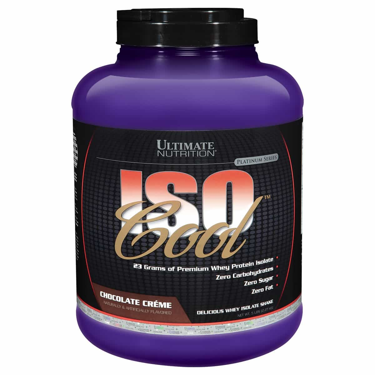 ISOCOOL (2270G) ULTIMATE NUTRITION