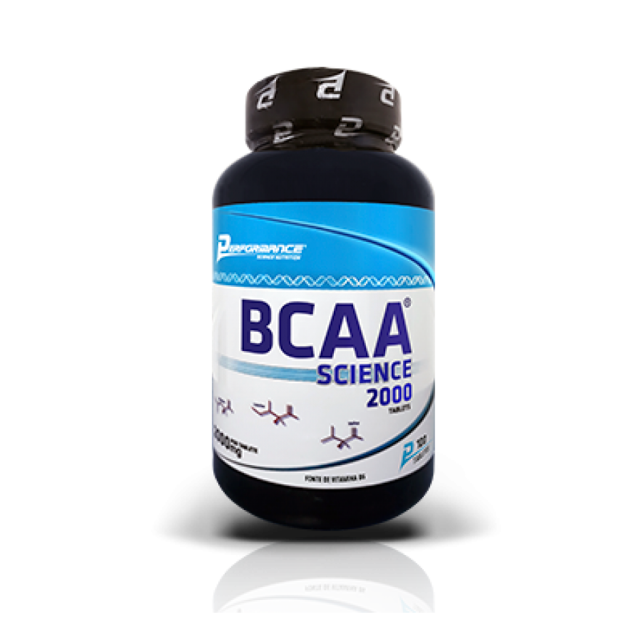 BCAA Science 2000 (100 Tabletes) - Performance Nutrition
