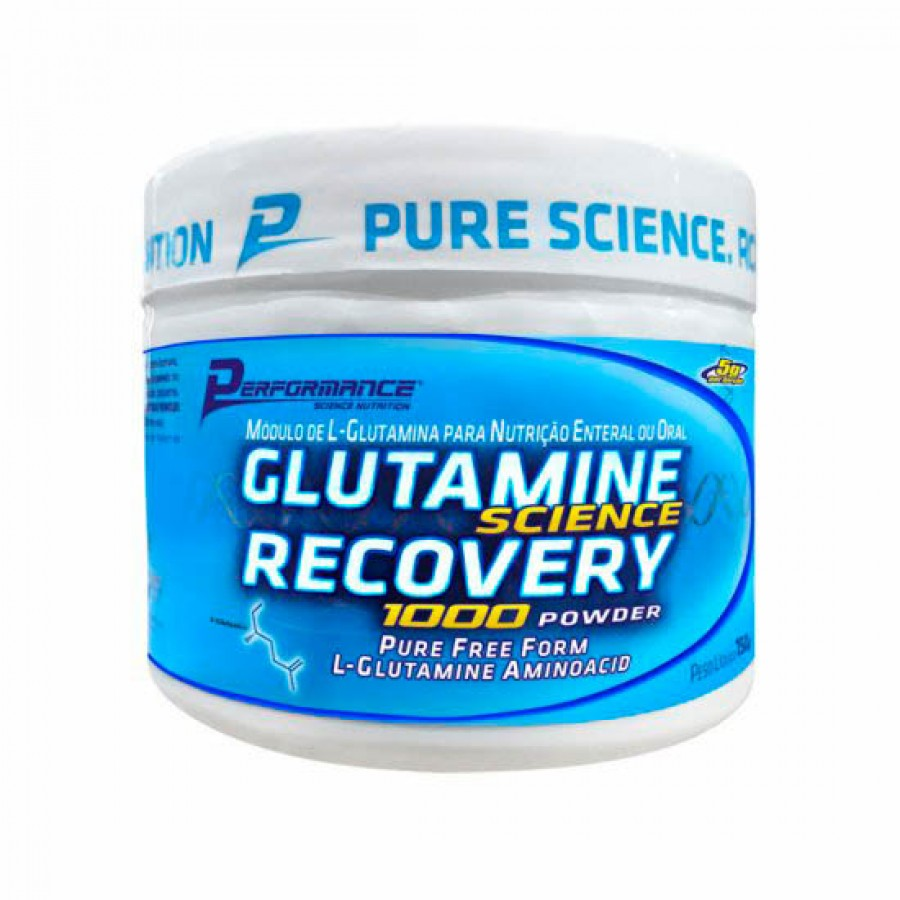 Glutamine Science Recovery - Performance Nutrition