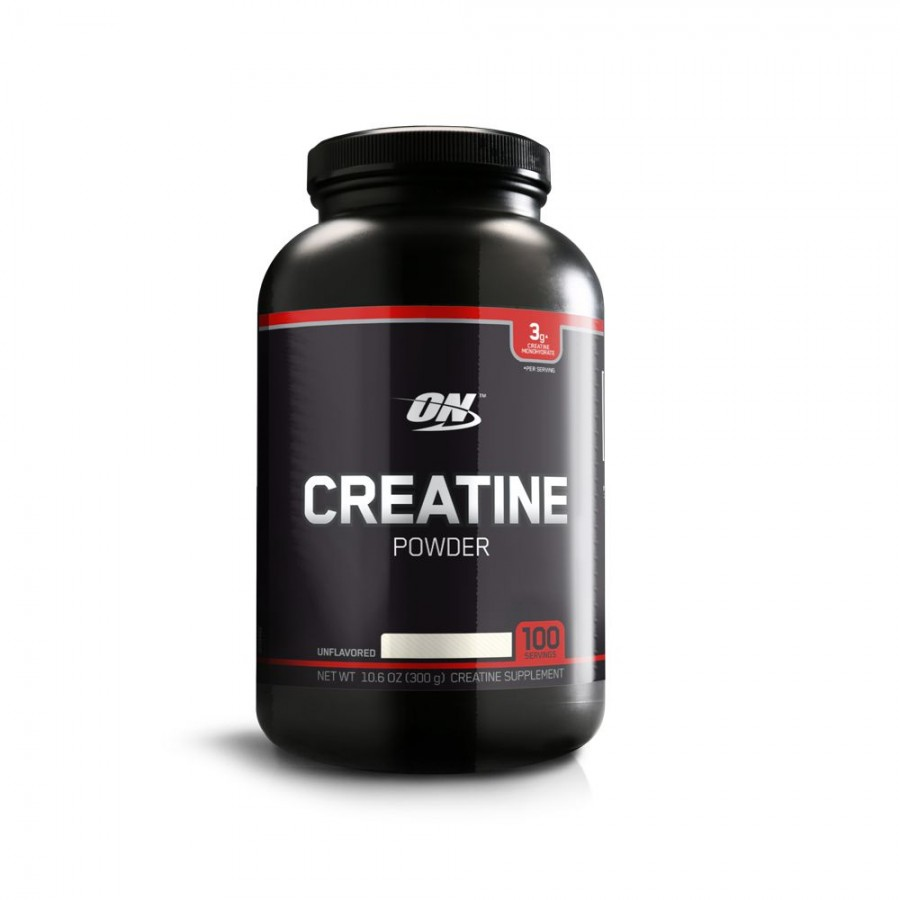 CREATINA POWDER BLACK (300G) - OPTIMUM NUTRITION