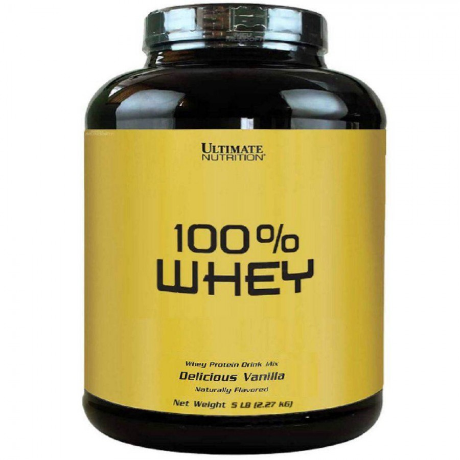 100% Whey (2,270g)  - Ultimate Nutrition