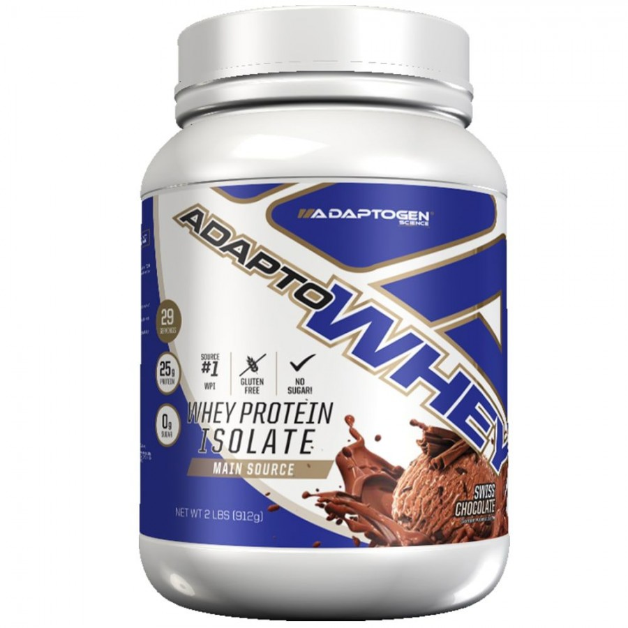 ADAPTO WHEY (910G) - ADAPTOGEN SCIENCE
