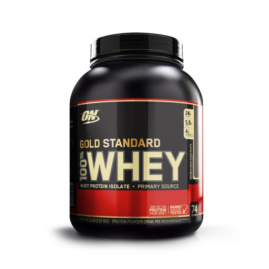 100% WHEY PROTEIN (2270G) - OPTIMUM