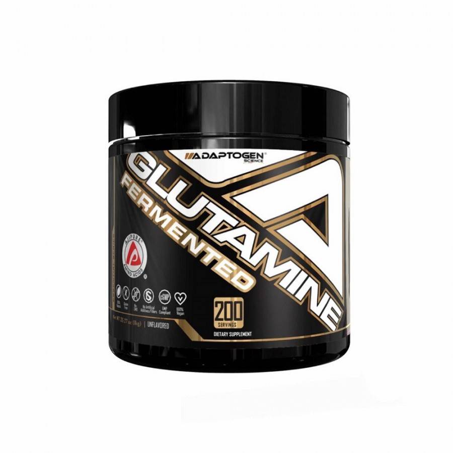 GLUTAMINE FERMENTED (1 KG ) - ADAPTOGEN SCIENCE
