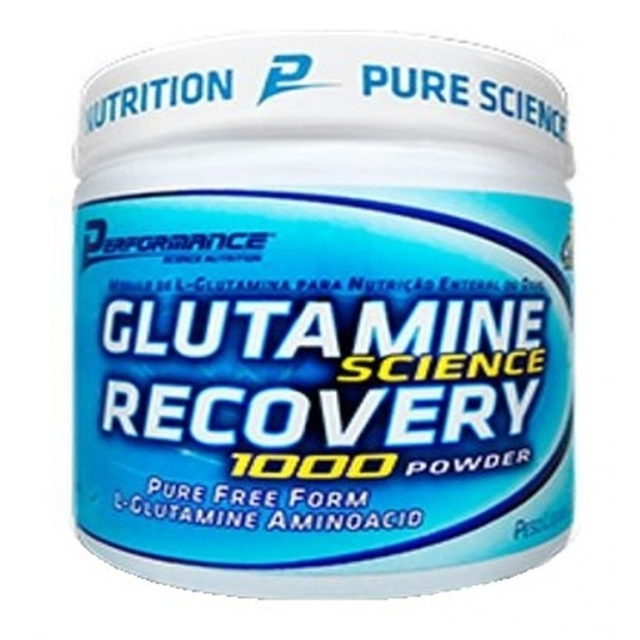 GLUTAMINE SCIENCE RECOVERY - PERFORMANCE NUTRITION-300G