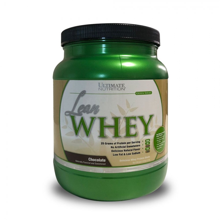 Lean Whey (454g) - Ultimate Nutrition