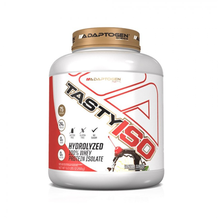 TASTY ISO WHEY (2268G) - ADAPTOGEN SCIENCE